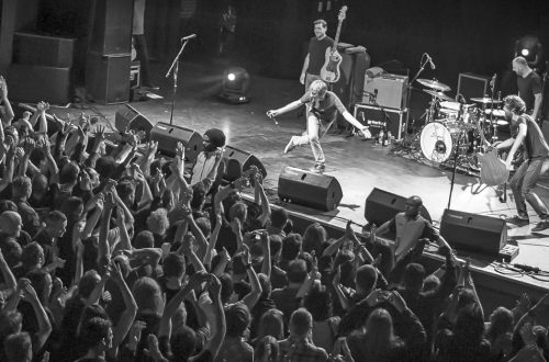 Mudhoney gig in London end of show finale